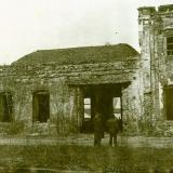 1988 год. Церковь перед ремонтом. Фасад от ул. Мира (Парк)